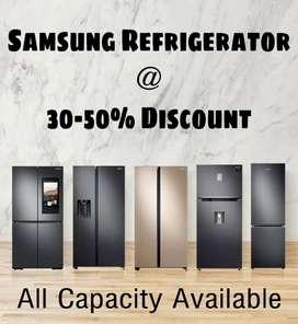 Samsung factory seconds refrigerator