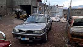 Toyota corollary 88 diesel and in good condition