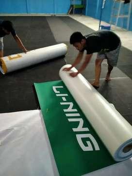 Karpet Vinyl Badminton Bulutangkis Lining Murah