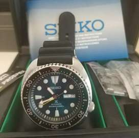 Seiko Green Turtle Limited Edition / SRPB01