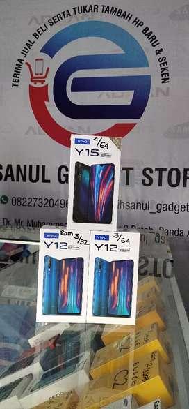 Vivo Y12 (BARU)