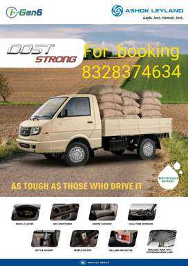 Ashok Leyland dost strong and plus BADA dost