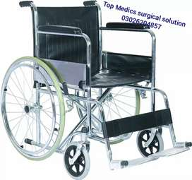 Manual Foldable wheel Chair imported