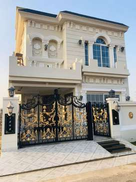 DHA 9 TOWN 5 MARLA BRAND NEW HOUSE FOR SALE IN B BLOCK