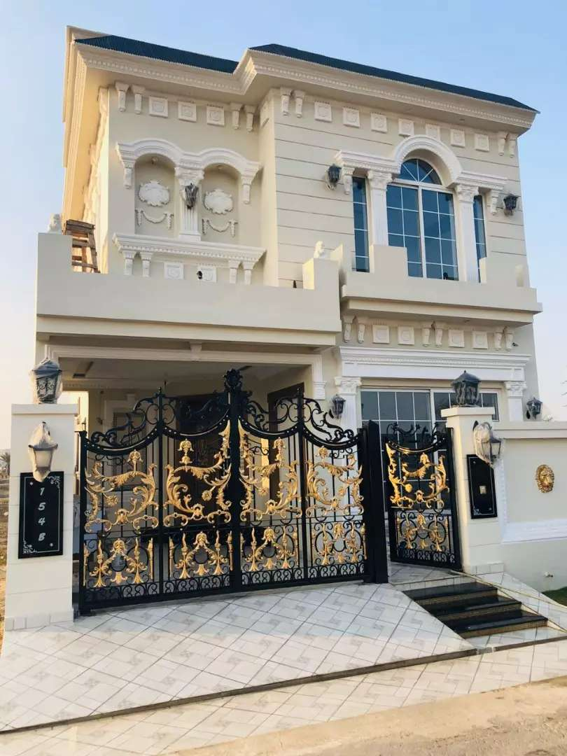 DHA 9 TOWN 5 MARLA BRAND NEW HOUSE FOR SALE IN B BLOCK 0