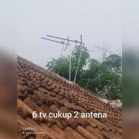 Antena digital tv led. Tabung. Lcd