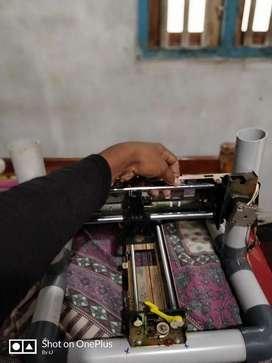 Drwaing and writting CNC  machine printer