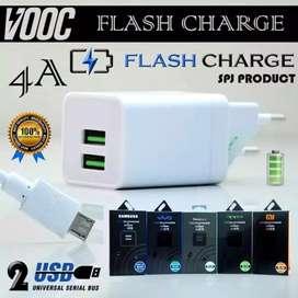 Charge vooc usb branded ready oppo xiaomi kualitas sesuai harga