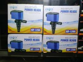 Power head pompa Aquarium amara Wp 1200