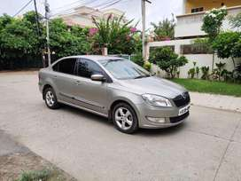 Skoda Rapid 2013-2016 1.6 MPI Ambition With Alloy Wheel, 2013, Diese..
