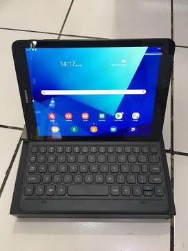 Samsung Tab S3 4/32gb Black Fullset Original