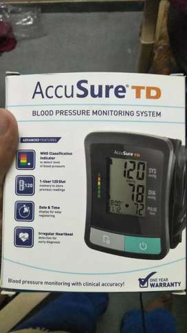 Blood pressure machines..  Beds. Oxygenmask..  all surgical products