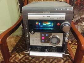 Samsung amplifier with orignal two whoffer
