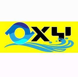 Paket depo air isi ulang Oxy Blue Bio