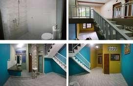 Dijual Rumah bangunan baru, 2 lantai, minimalis