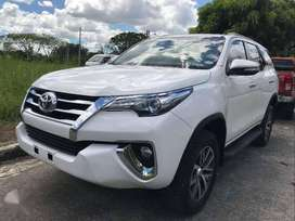 BUY NEW TOYOTA FORTUNER