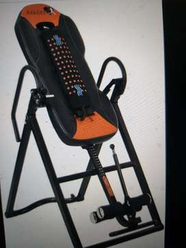 Massage and fitness inversion table for sale