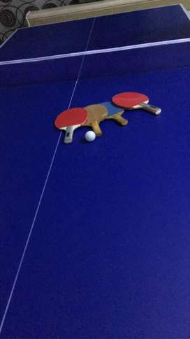 Premium quality Lasani/laminated table tennis for sale