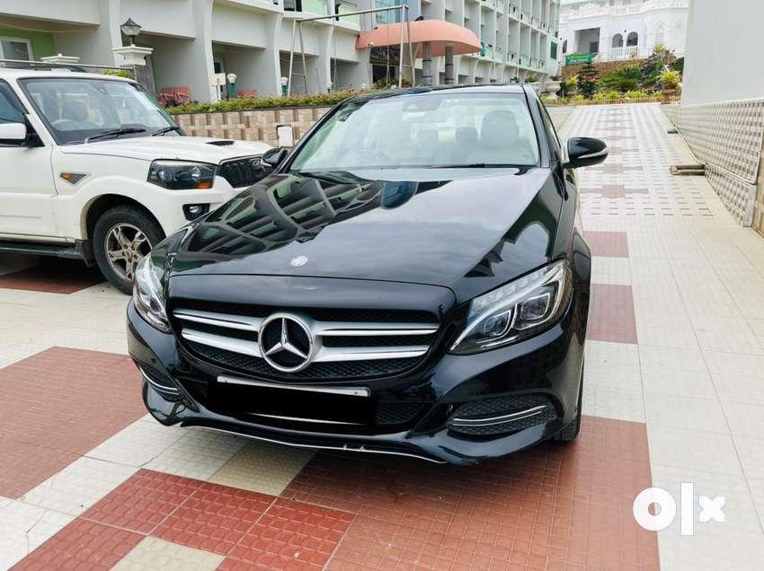 Mercedes-Benz New C-Class C 220d Avantgarde Edition, 2015, Diesel