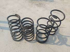 Indus corolla front shocks and front & back soft springs set for sale