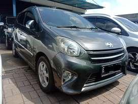 Toyota Agya 1.0 Trd sportivo Matic 2015 Full perawatan.