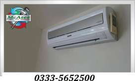 Air conditioner repair services installation shifting
