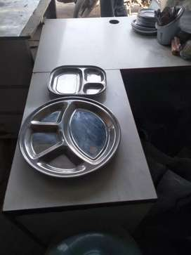 Dosa plates for restaurants and shops
