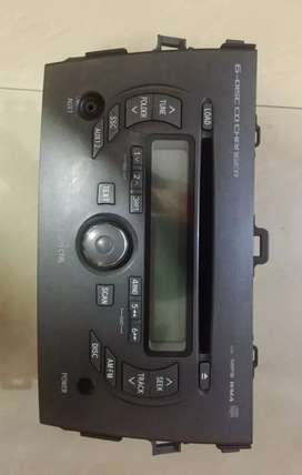 Corolla Altis Music System with speaker