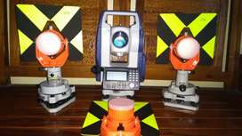 Total Station SOKKIA CX-105C Bekas