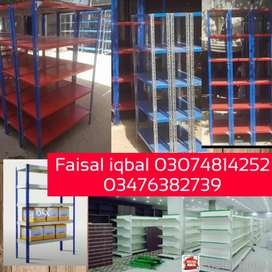 Display shelving, mini mart, departmental, pharmacy, grocery, crockery