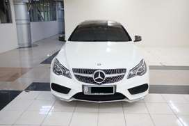 2014 Mercedes Benz E250 COUPE Amg 2013 Facelift tdp 263jt