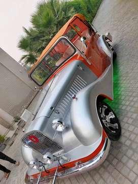 Restored Modify Vintage Car
