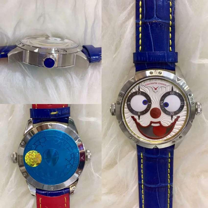 Jam tangan pria konstantin chaykin premium