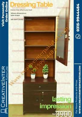 Dressing table stylish look center table sofa cum bed Wardrobe chair