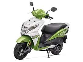 Dio, activa, cb shine,unicorn,exchange ur old bike and get a new