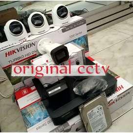 Solusi keamanan pasang baru Kamera CCTV hilook by hikvision