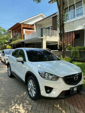 Mazda CX5 GT km low!