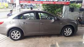 WELL MAINTAINED CHEVI CRUZE