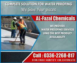 Roof Waterproofing & Heat Proofing Services With warranty