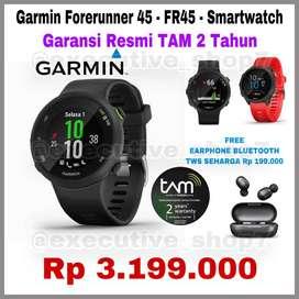 Smartwatch GARMIN ORIGINAL RESMI GARANSI TAM 2 Tahun READY STOCK