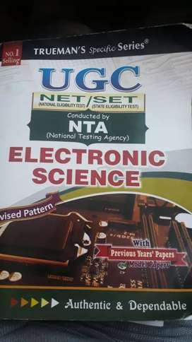 UGC NET ELECTRONIC SCIENCE