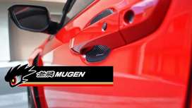 Outer Door Handle Protector MUGEN Brio Jazz Mobilio BRV CRV Civic City