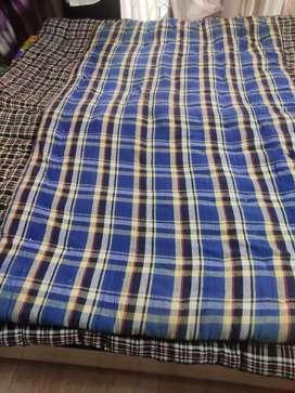 Unused cotton Mattress