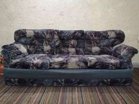 Polyester couch