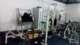 Multy gym machines 115000