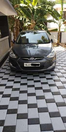 Hyundai Verna Automatic Transmission. Full options