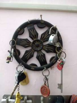 Wooden Key hanger