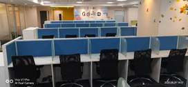 Fully furnished office space available for rent in Rupa  Solitaire