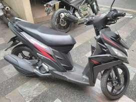 Mio Z pajak baru bayar plat palembang