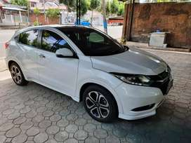 Di jual Honda HRV putih